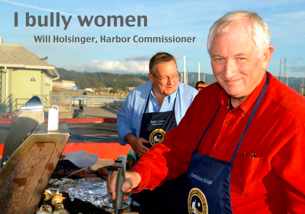 William-Holsinger-harbor-commissioner-bully-Jim-Tucker