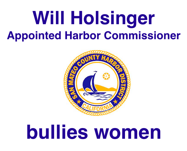 San-Mateo-County-Harbor-District-Will-Holsinger-Commissioner-Pillar-Point-Harbor