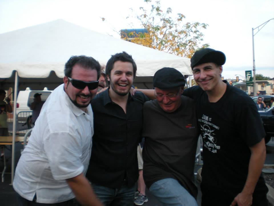 Mikey Junior with Dave Gross Erick Diard & Dean Shot.jpg