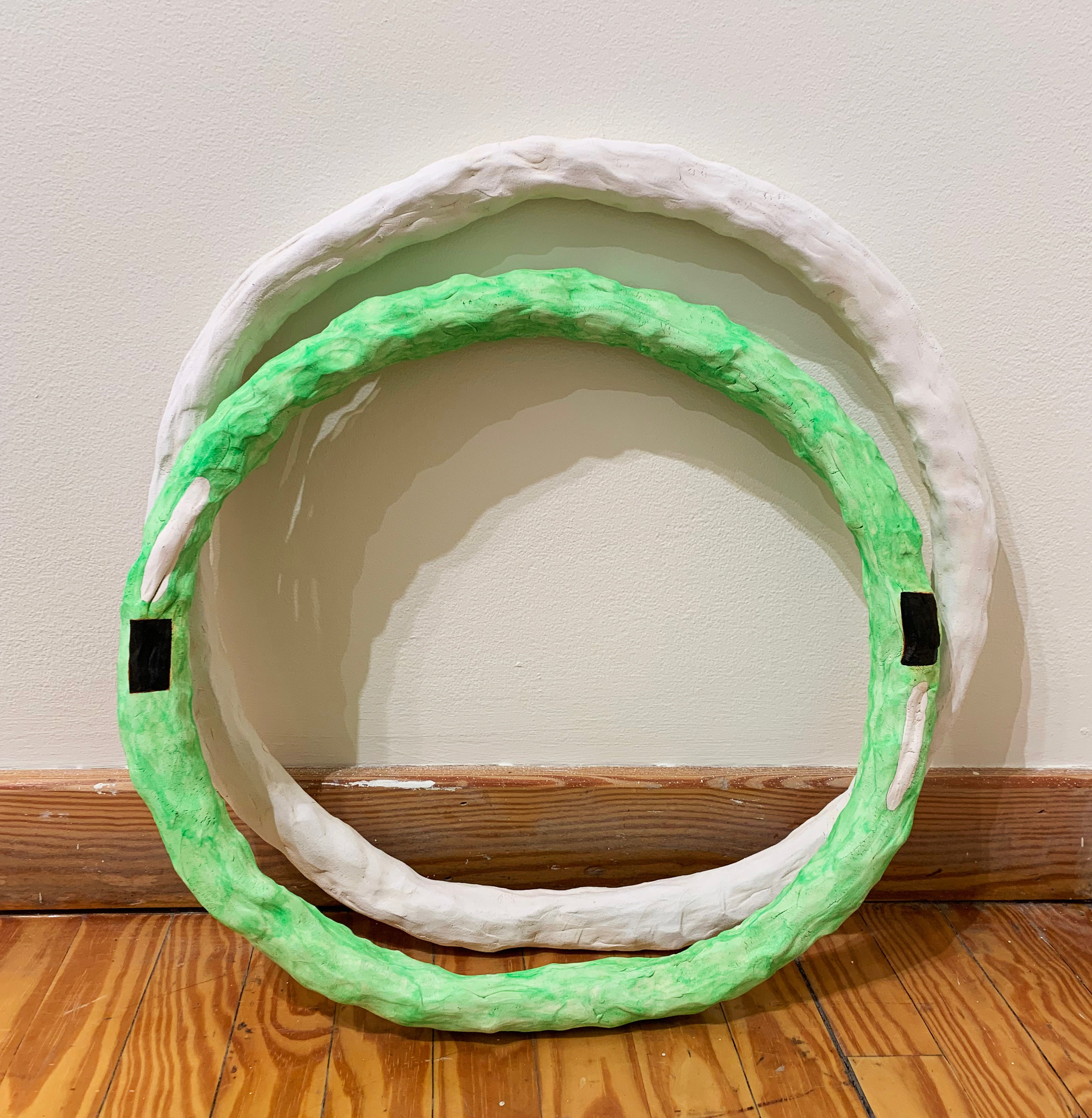 Untitled, 2019, earthenware