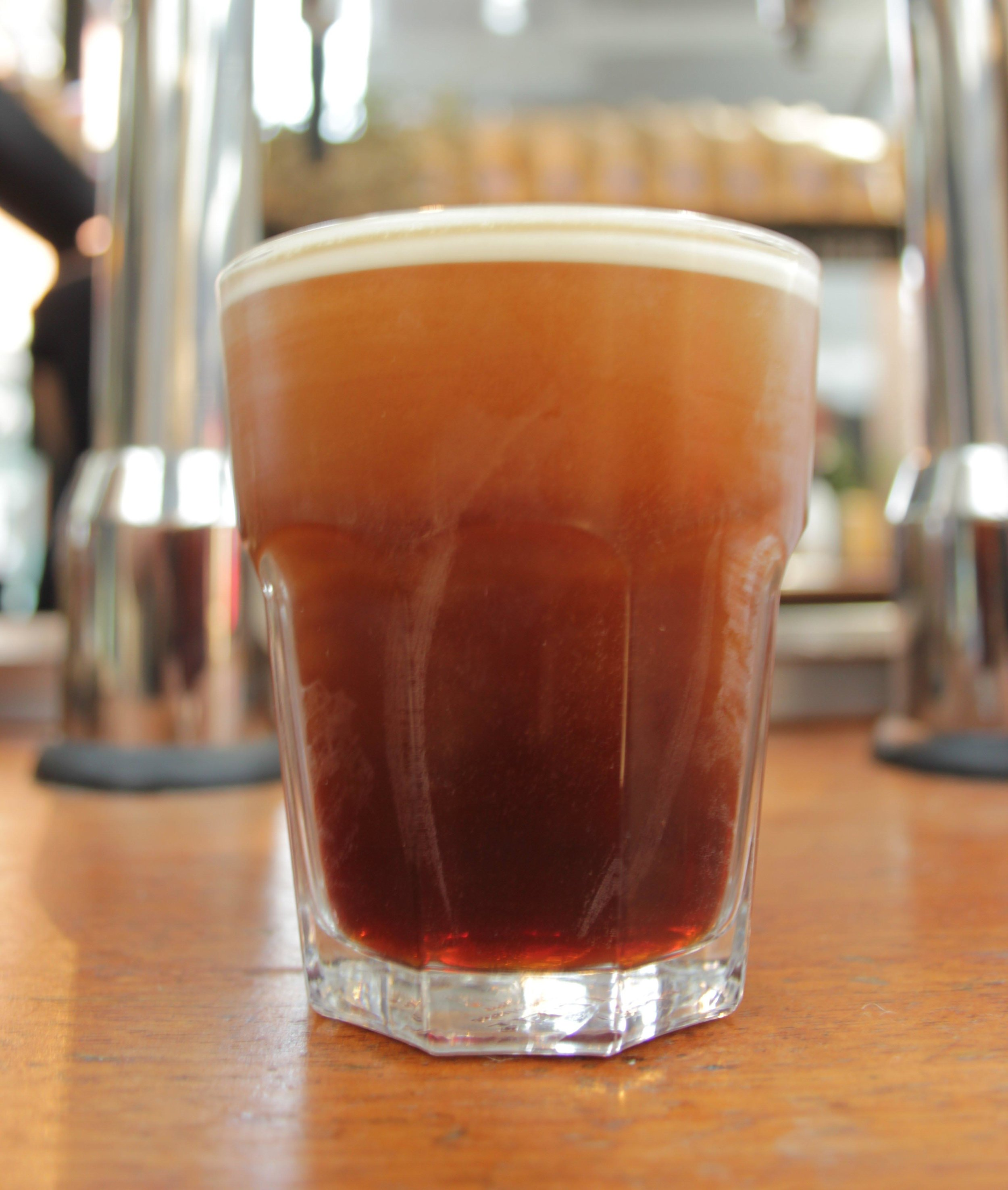 Climpson & Sons Nitro cold brew. Image c/o https://climpsonandsons.com/