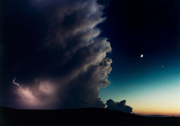 Approaching Storm- Kansas by Joel Sartore