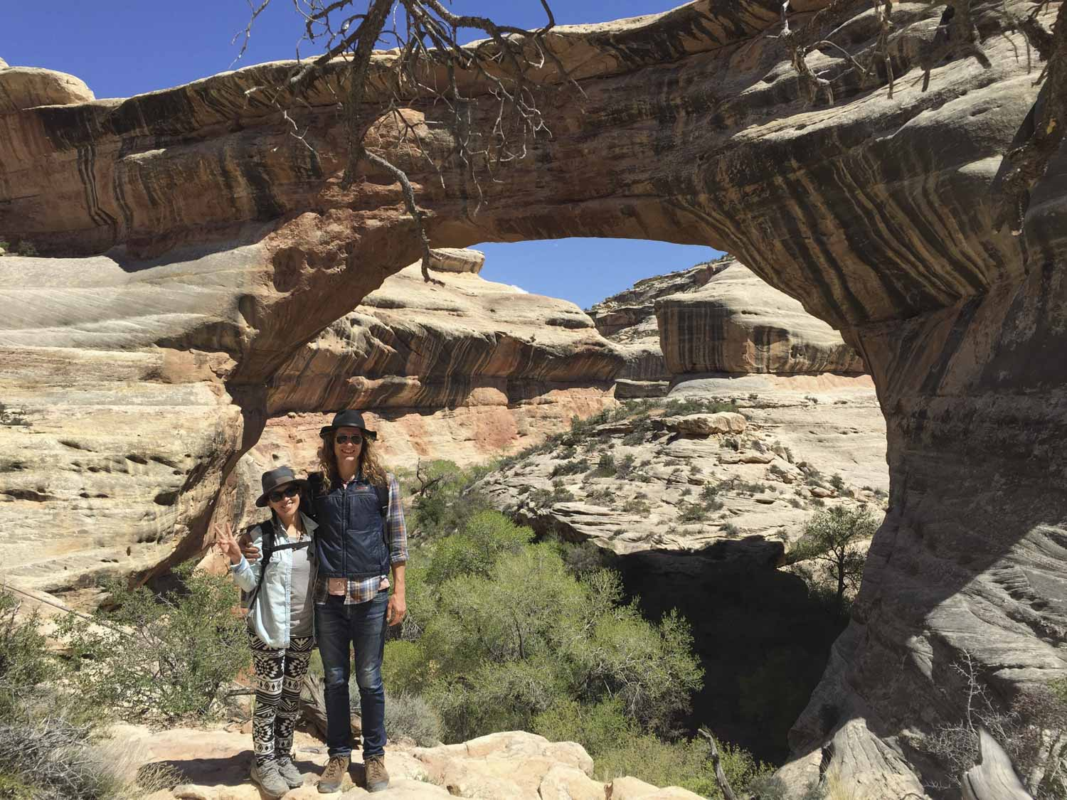 Natural Bridges State Park, Utah