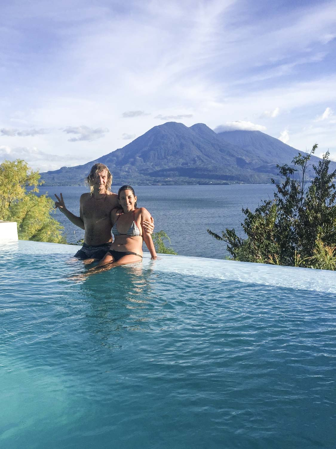 Thanksgiving in Lake Atitlan