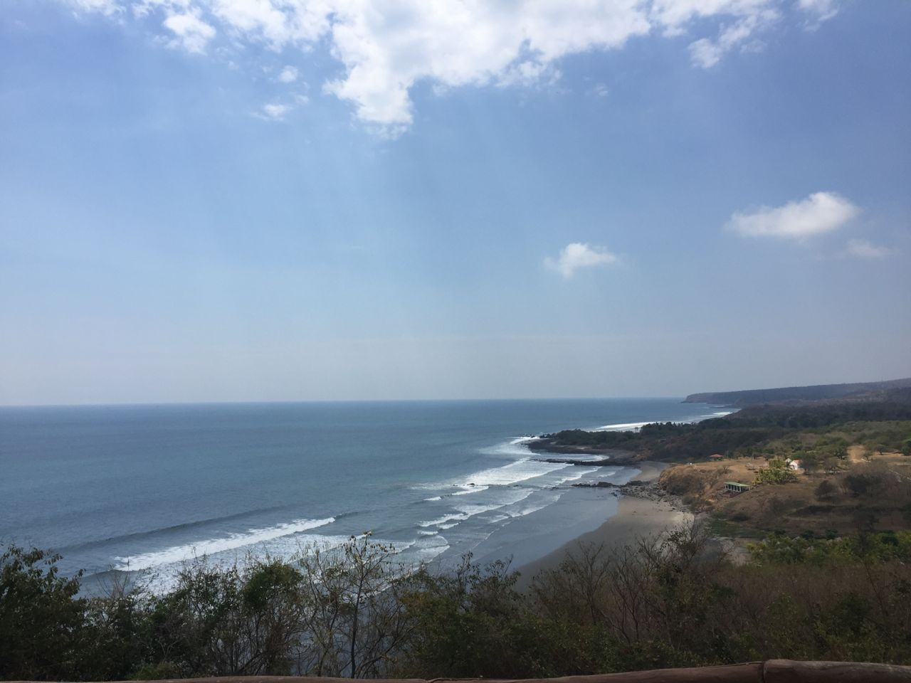 Endless surf possibilities in South El Salvador