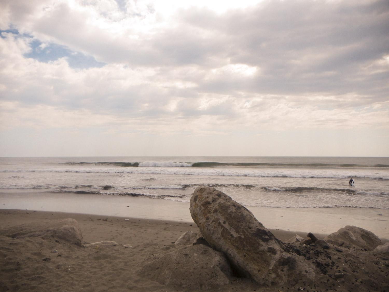 Plenty of empty waves go un-ridden