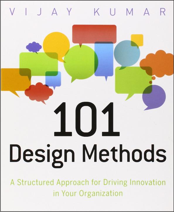 101 Design Methods book