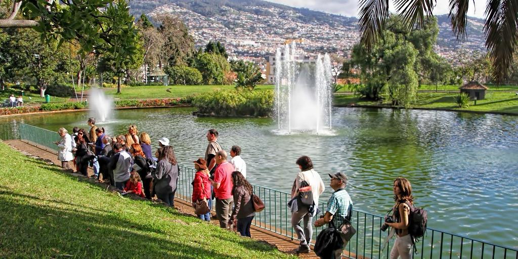 Parque de Santa Catarina (visitado em 19 de Janeiro de 2014)