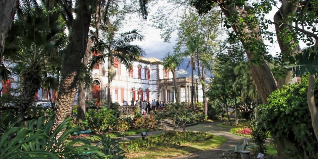 Jardim do Hospício Princesa Dona Maria Amélia (visitado em 19 de Janeiro de 2014)