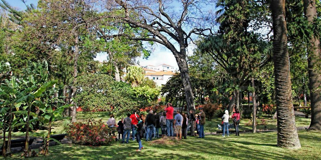 Jardim da Quinta das Cruzes (visitado em 30 de Março de 2014)