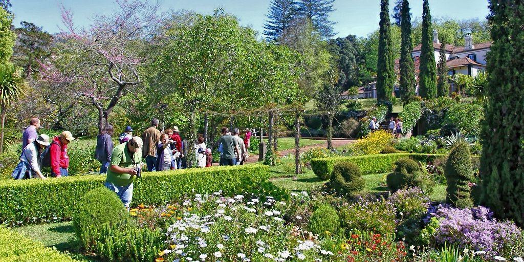 Jardim da Quinta do Palheiro Ferreiro (visitado em 27 de Abril de 2014)
