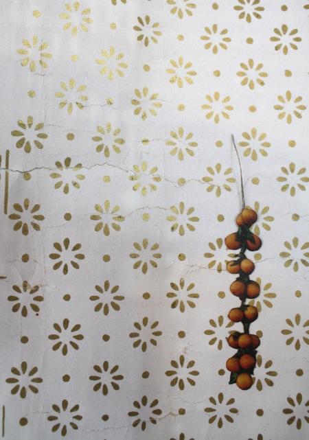 nat geo meets vintage wallpaper