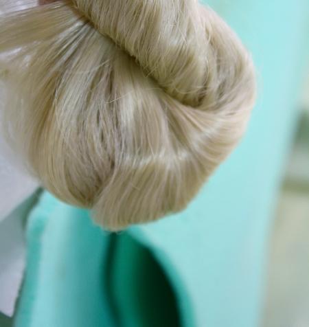twisted wig