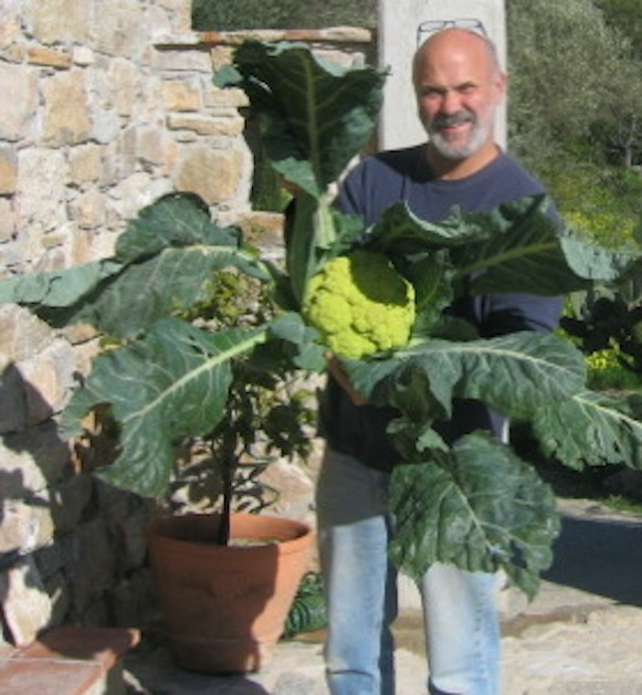 Paul with cauliflower.jpg