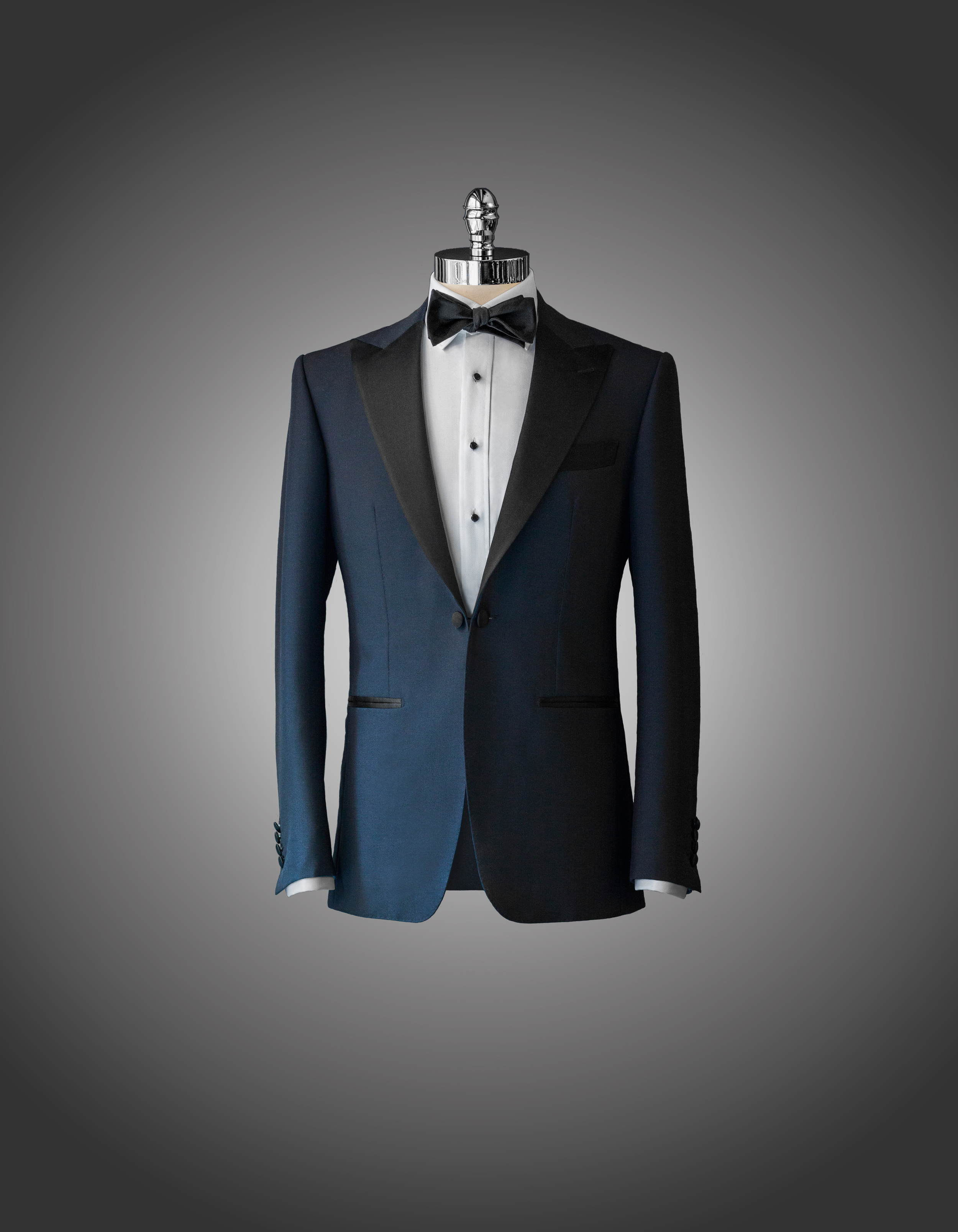 Michael Andrews Bespoke  knows a thing or two about  Tuxedos