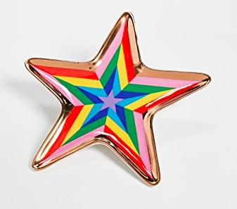 Jonathan Adler Technicolor Star Trinke t Tray $98