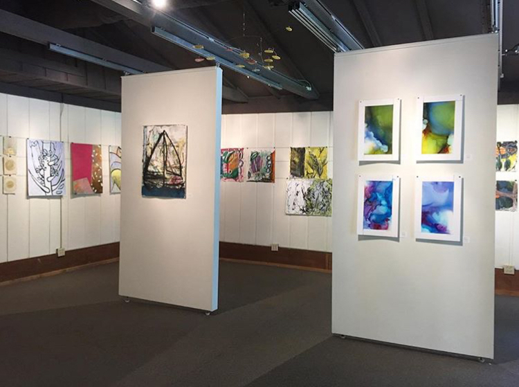 Frameworks Gallery , Baton Rouge, LA. Earth Day Show, 4/17/16 - 5/31/16