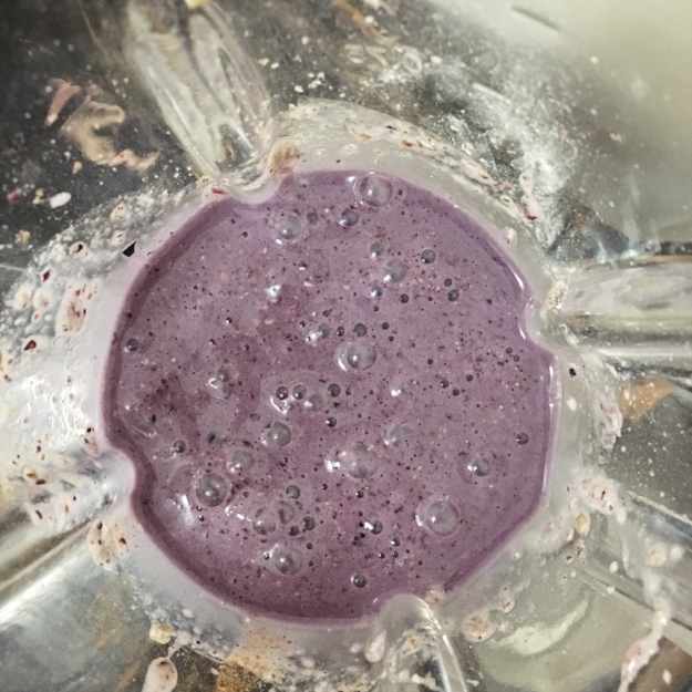 It's like a smoothie...but not.