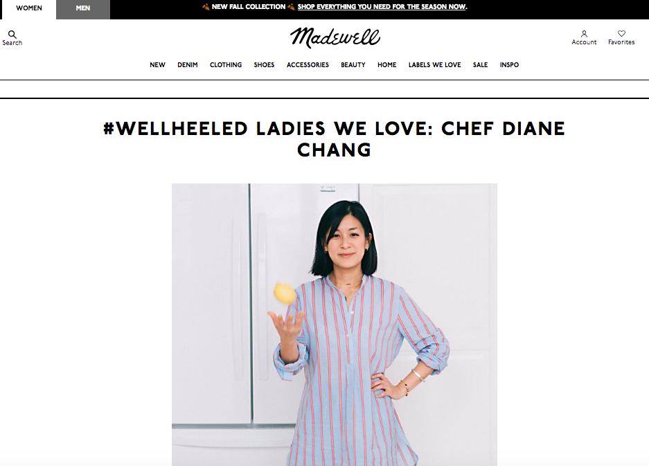 Madewel l, August 2018