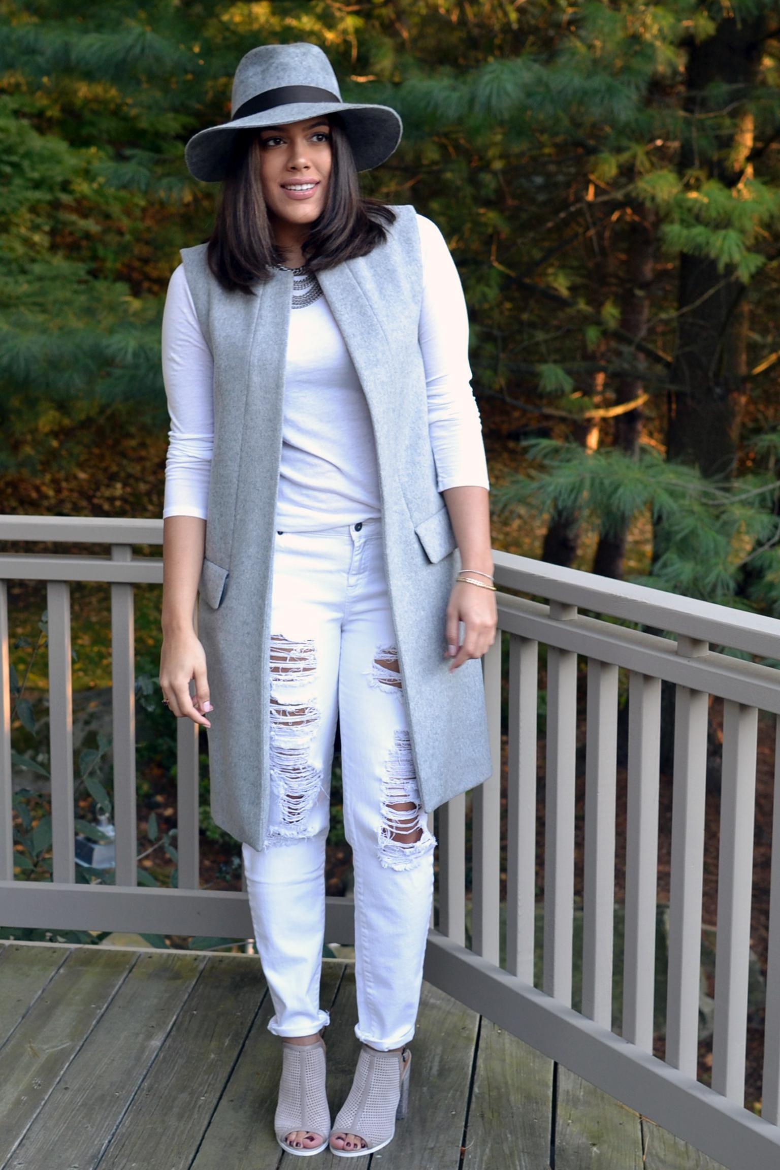 how-to-wear-zara-waist-vest-coat-free-peope-felt-hat