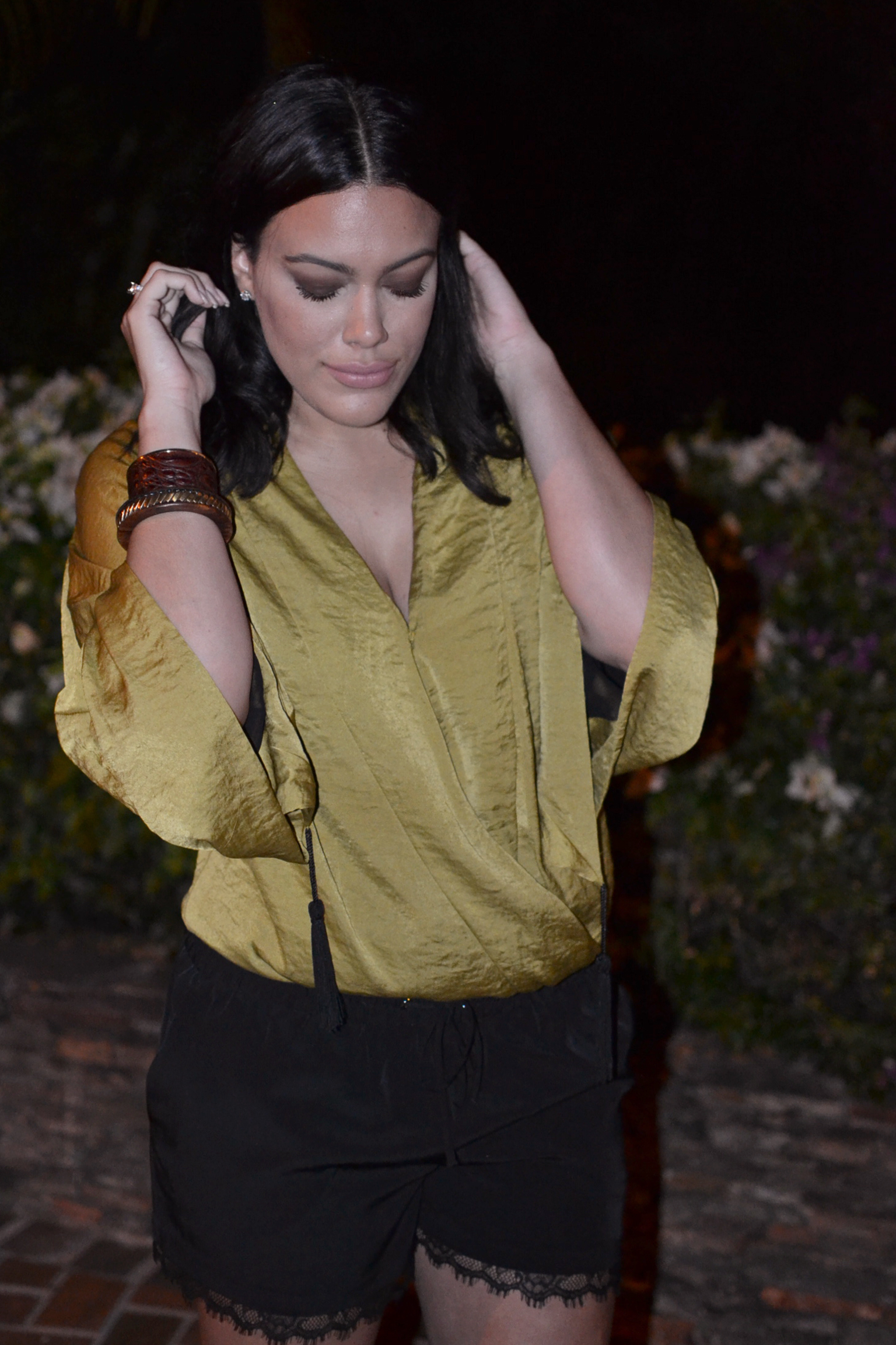 how-to-wear-rachel-roy-wrap-shirt-lace-trim-shorts.jpg