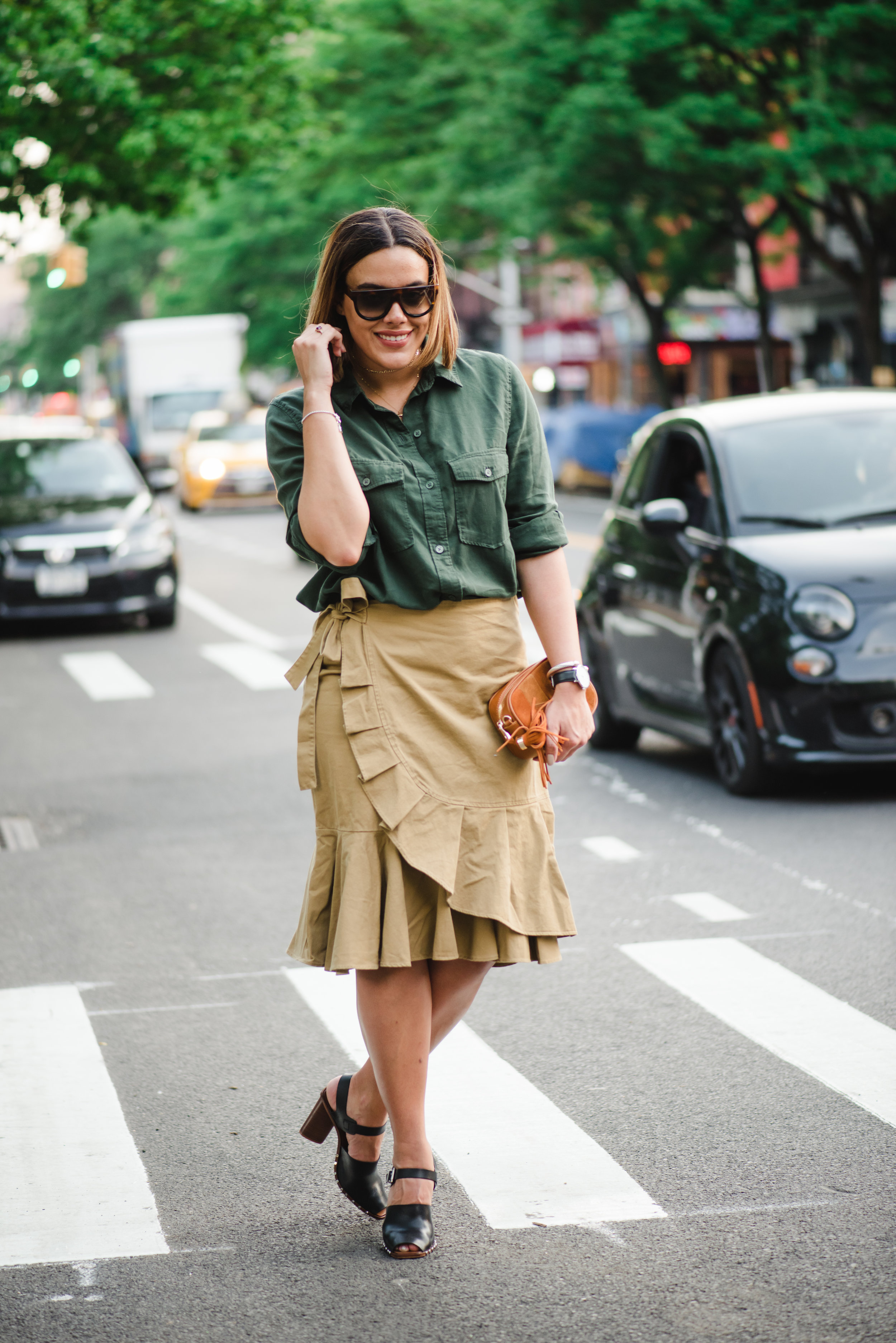 how-to-wear-who-what-wear-for-target-ruffle-skirt-latina-new-york-city-fashion-blogger-style-operator-summer-fashion-celine-shadow-sunglasses.jpg