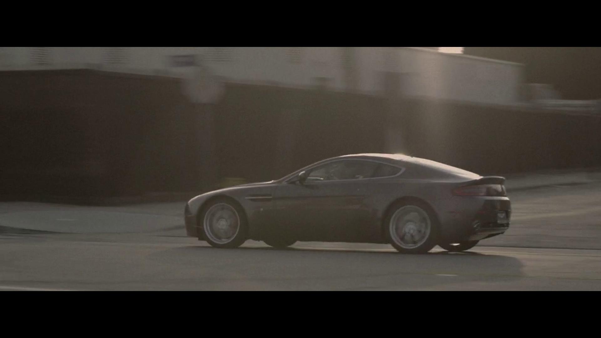 Aston Martin Commercial Macgregor