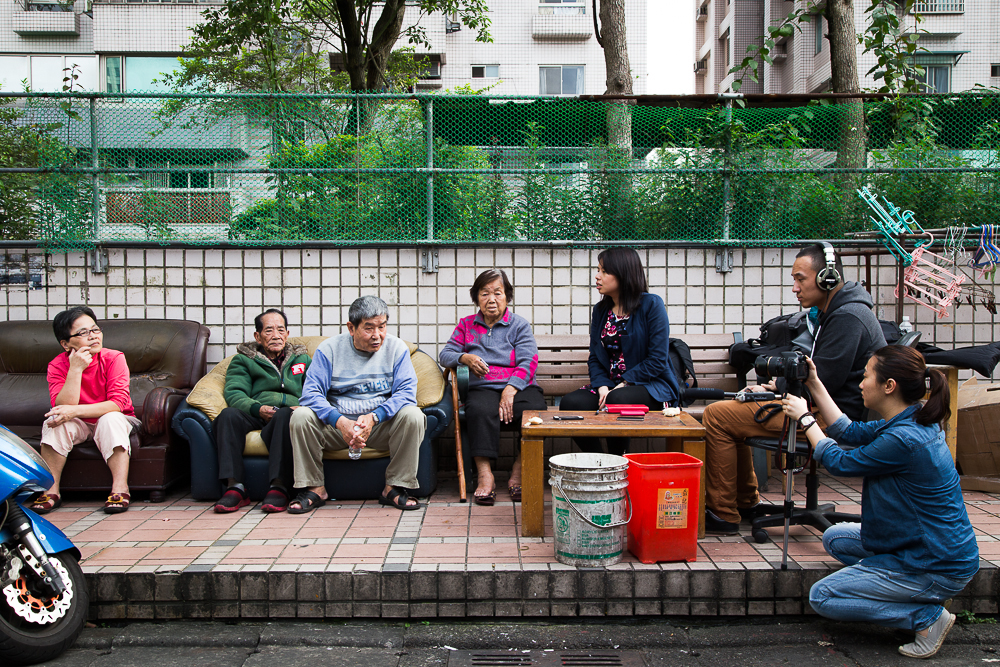The Home Promised (2014): Director/Co-Producer/Editor - A documentary short about urban gentrification in Taiwan