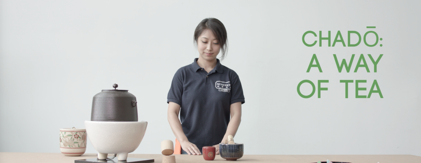 Chado: A Way of Tea (2018): Co-director & producer - A 5 min. short documentary about a Toronto based Japanese matcha maker.