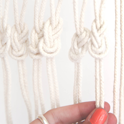 Challenge 2: Knots for your wall