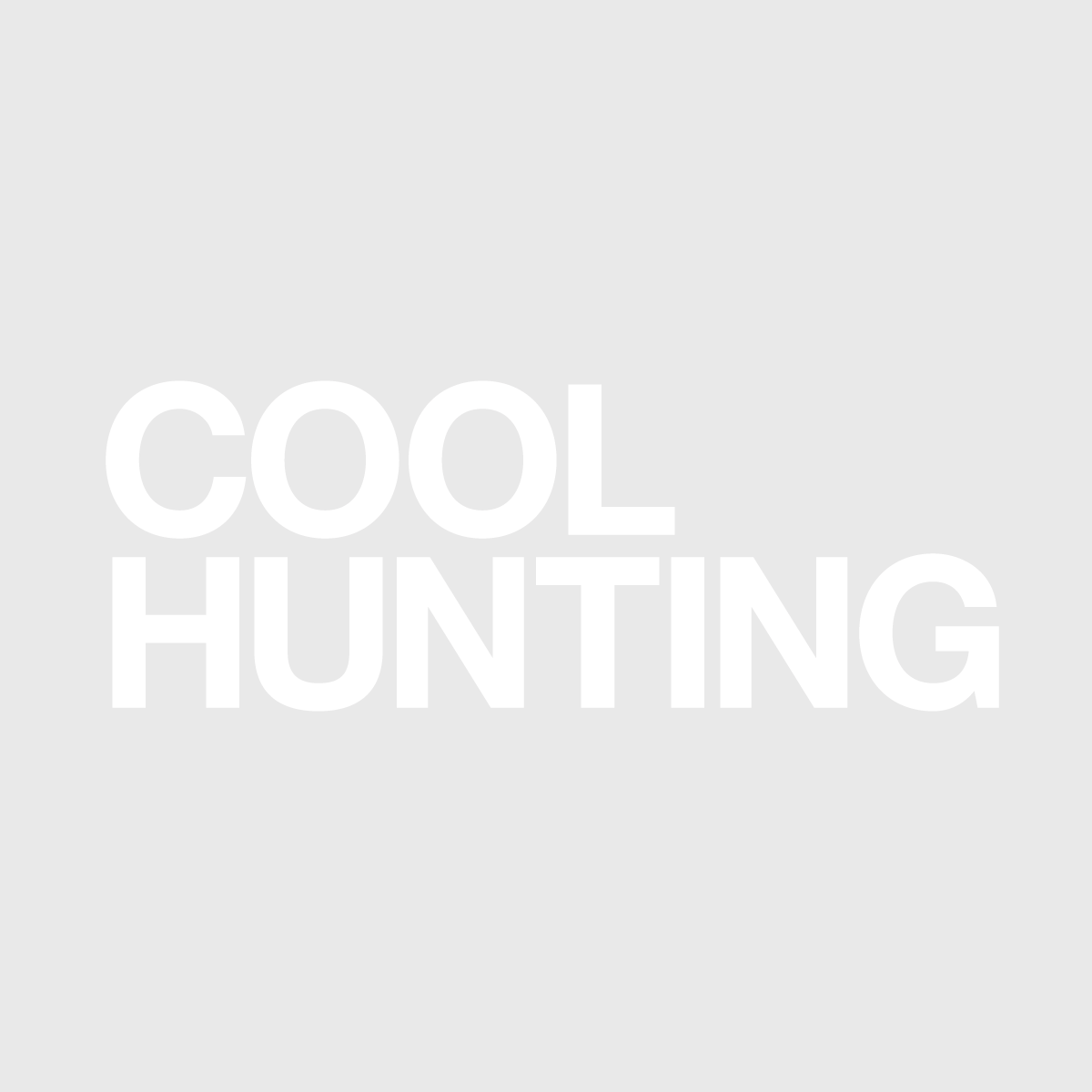 Click to view the feature on coolhunting.com