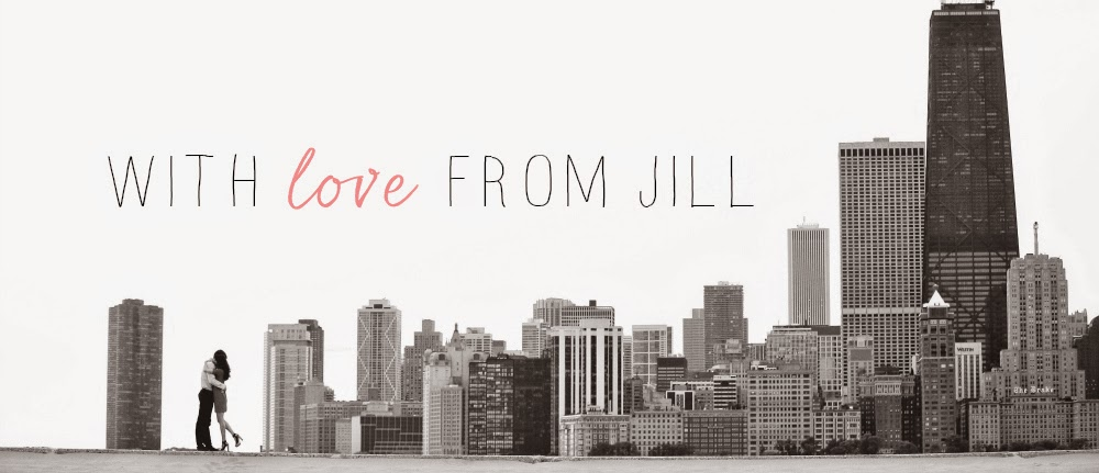 Click to see the feature on With Love From Jill