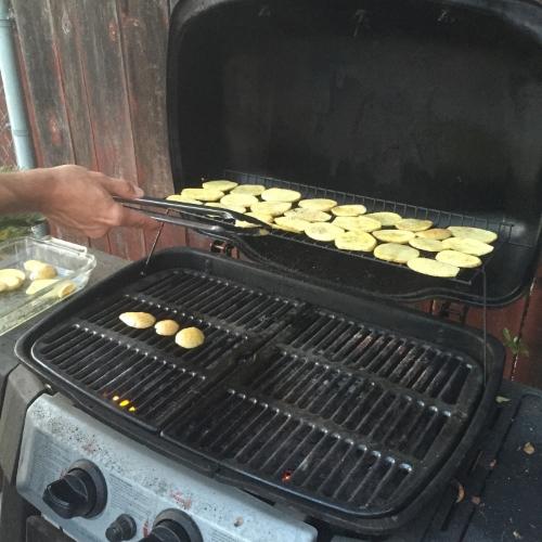 grill food = summer recipes