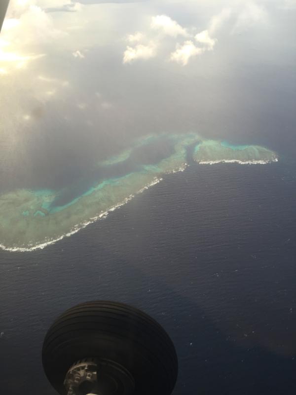 Would I make it if I had to swim to that island?!