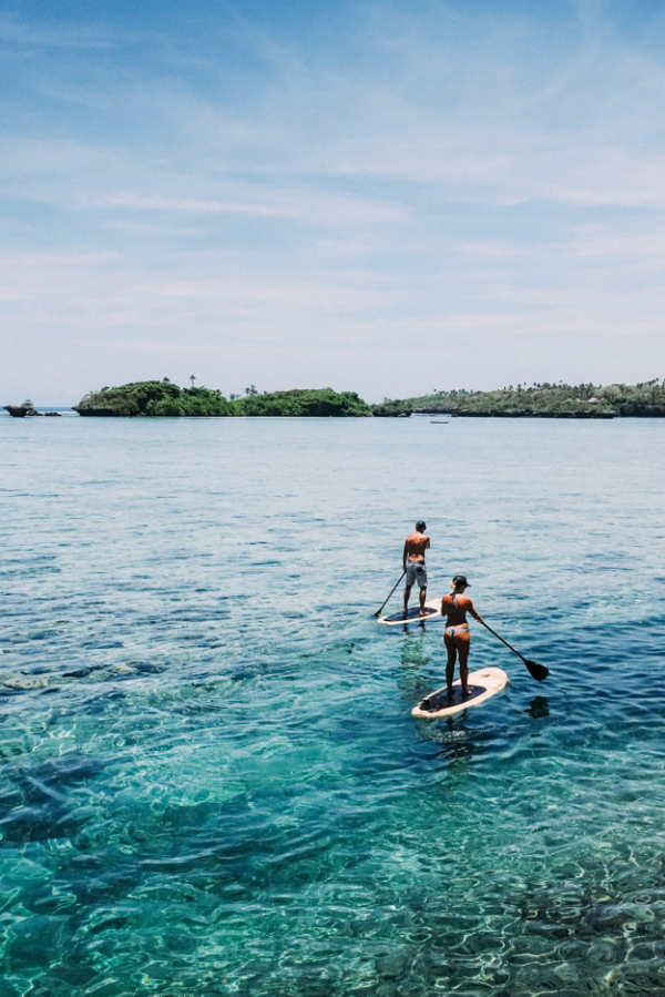 stand up paddle bliss