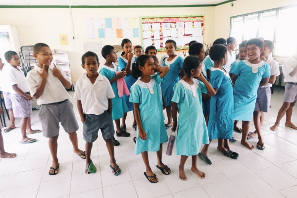 Naigigi School Kids