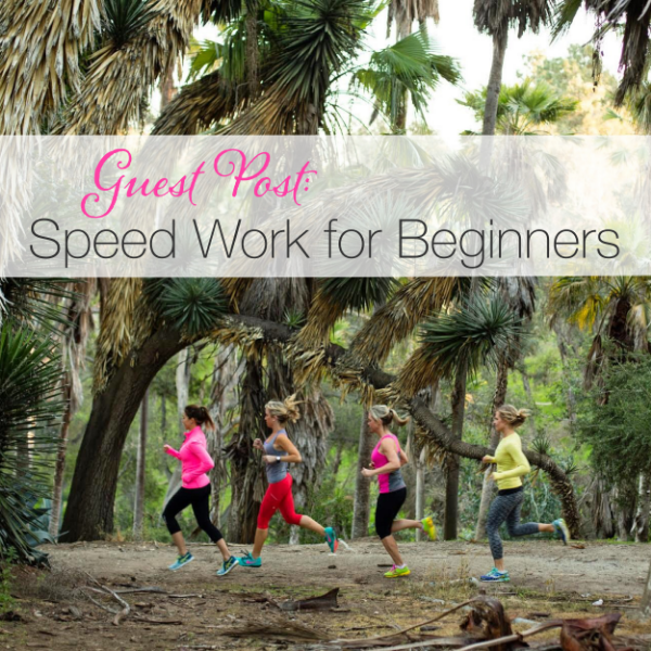Running - Speed Work for Beginners