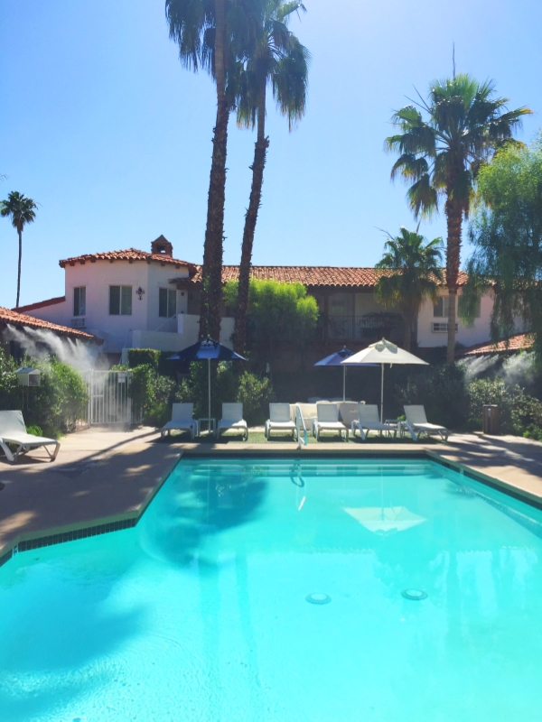 Palm Springs Retreat - Fitness & Food!
