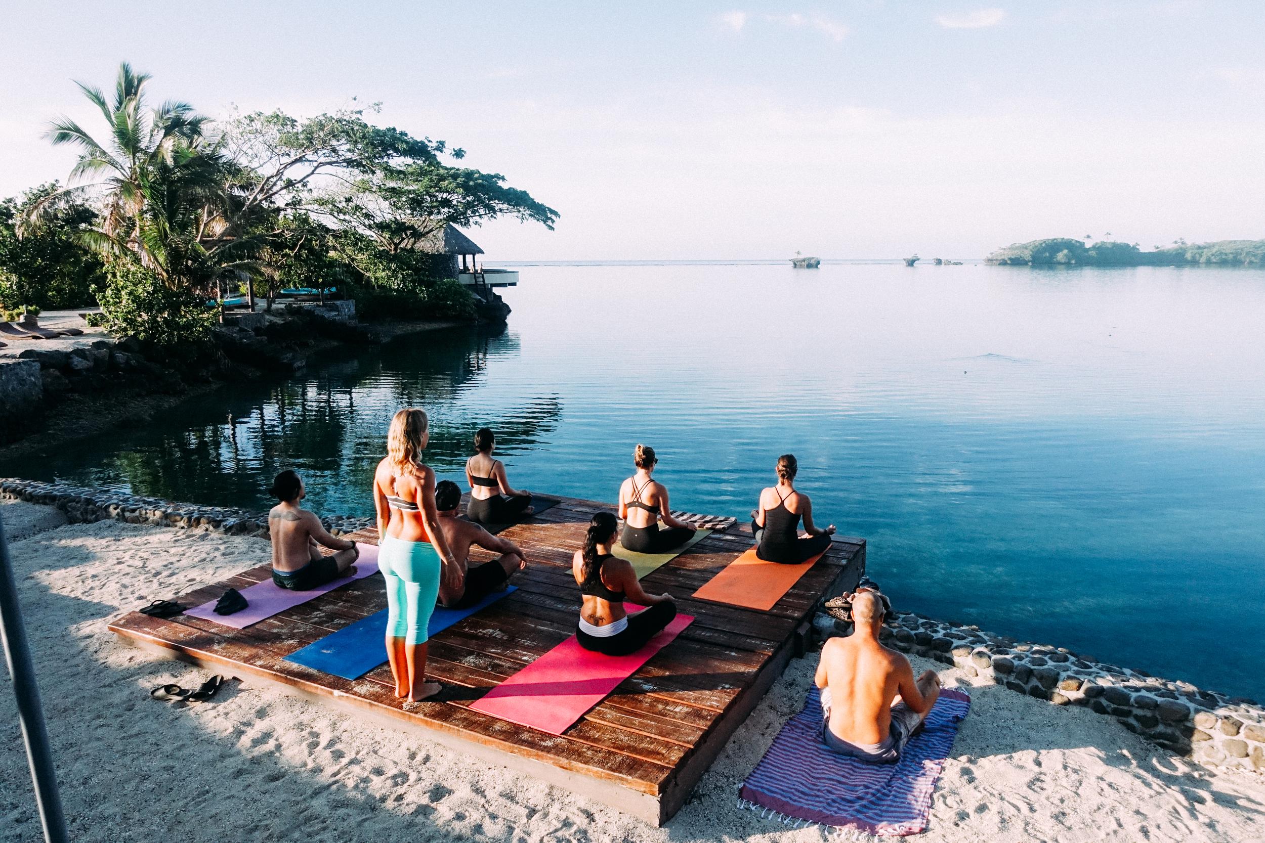 Bula Wellness Retreat Fiji