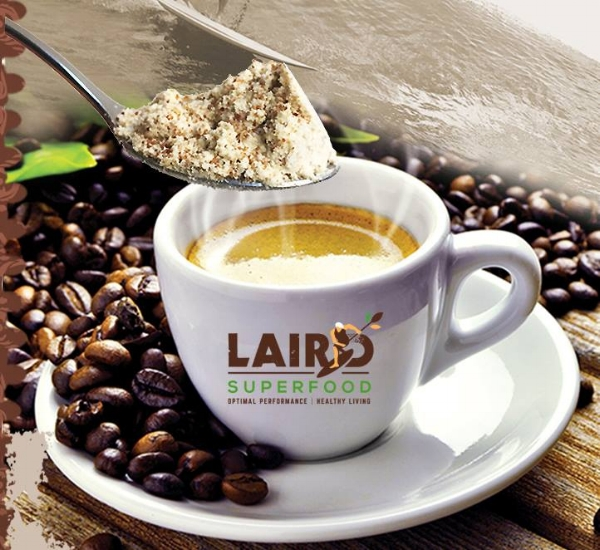 10. Laird Superfood Coffee Creamer - I'm addicted - have been since February when I was introduced to this delicious stuff at Laird Hamilton's XPT Retreat in Kauai. The coffee creamer powder is made with Coconut oil and sustainably sourced red palm oil, and Aquamin, a nutrient-rich marine algae. It also comes in flavors: Cacao & Turmeric, along with an unsweetened version. Blend it up into your coffee for a healthy-fat, delicious latte!  ($9 for 8oz package, or check out the SAMPLER of all 4 flavors for $32)Use THIS LINK for 10% OFF your order!