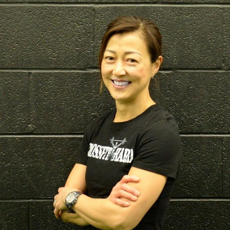 Mina Lee  - Coach