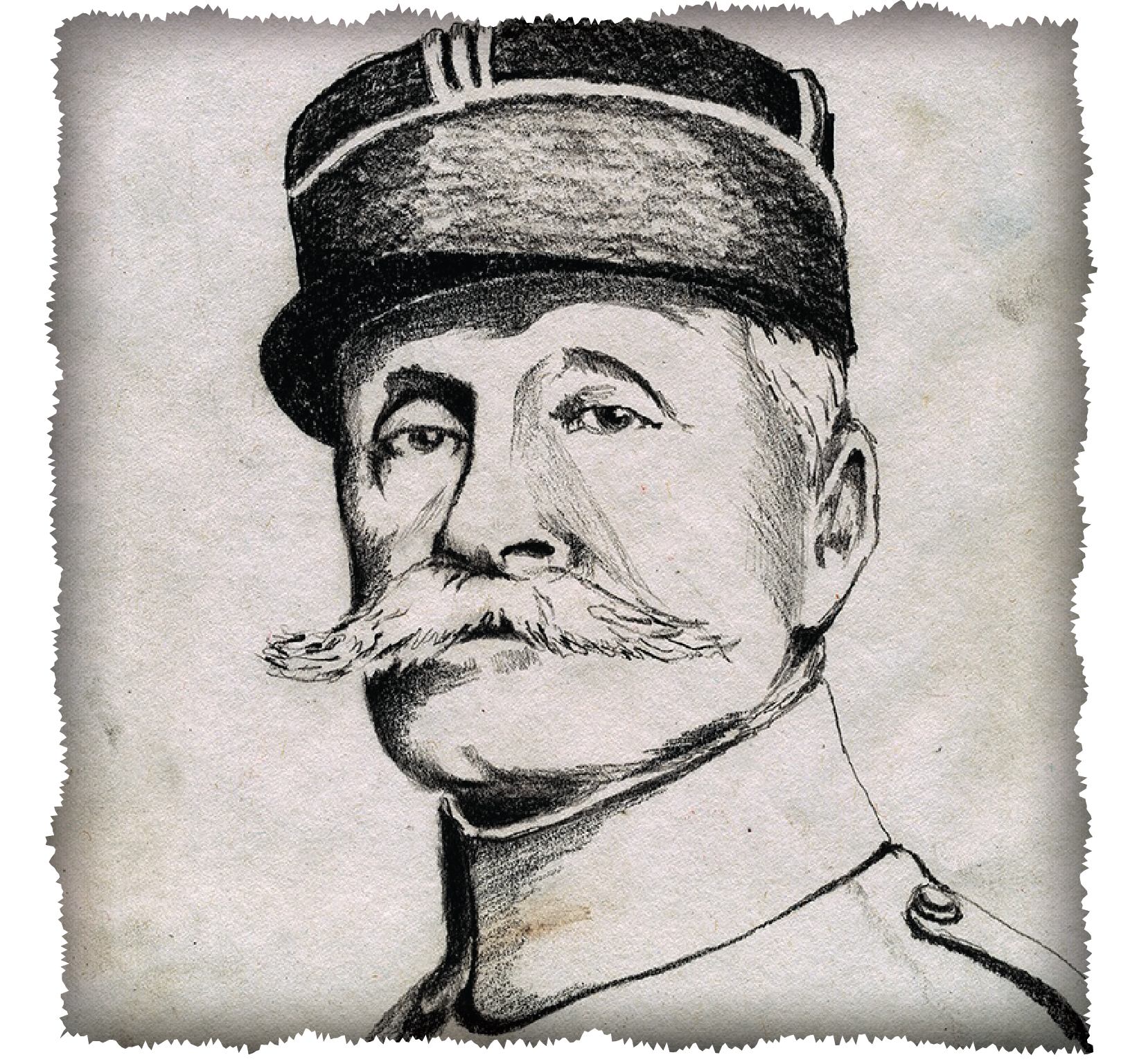 Allied Supreme Commander Ferdinand Foch