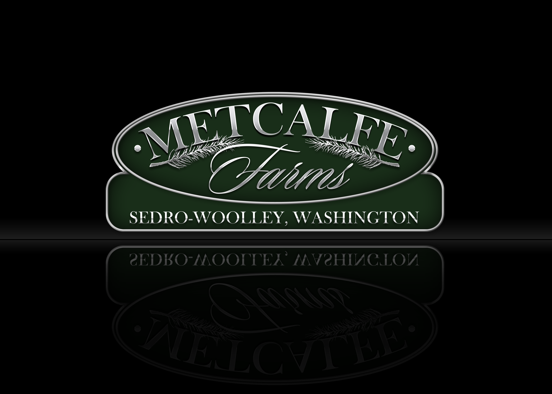 Metcalfe Farms Logo