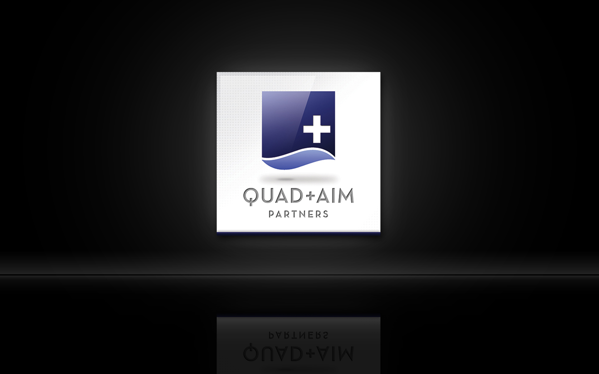 Quad + Aim Logo