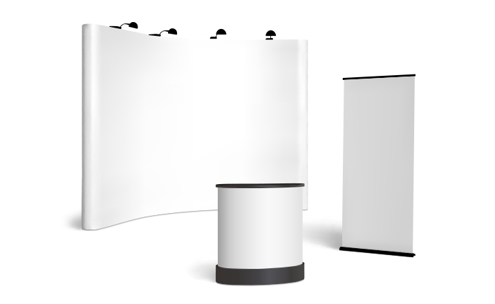 Brand G Creative Trade Show Displays and Support