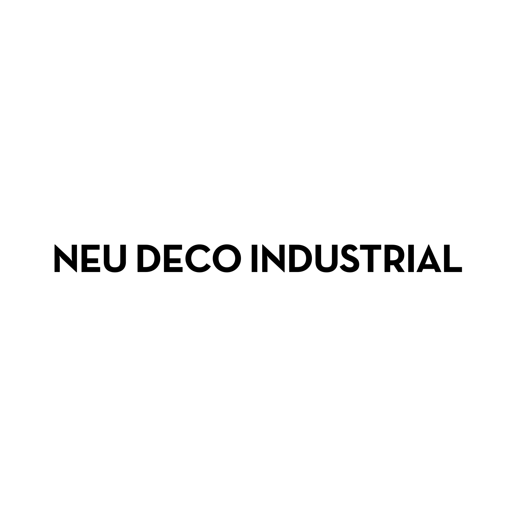Neu Deco Industrial Font Option Budget Logo Express by Brand G Creative 07 OCTOBER 2017.jpg