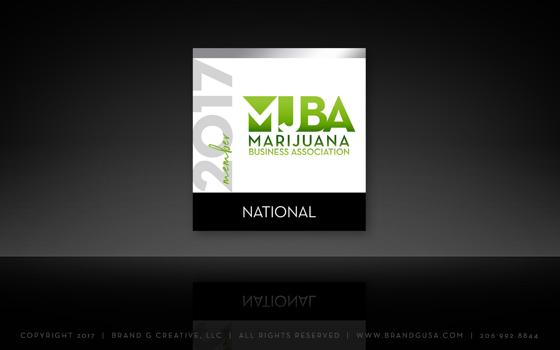 MJBA 2017 Membership Credentials, Logo, Seal