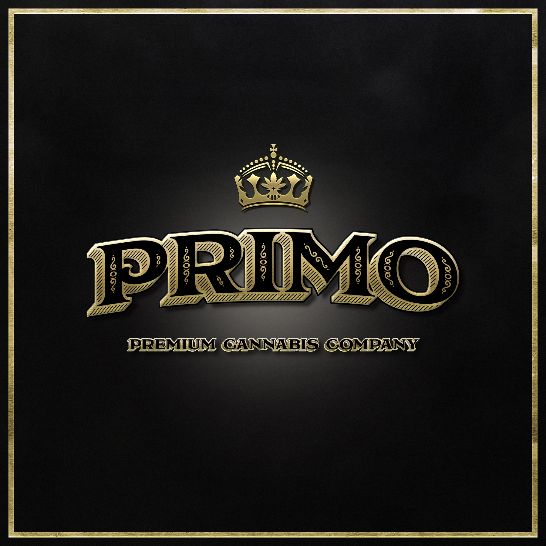Primo Premium Cannabis Company Logo