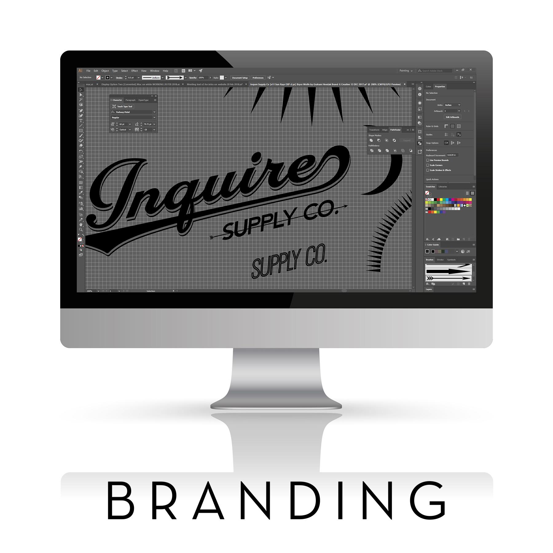 Premium Branding by Brand G Creative Seattle Portland San Diego San Francisco Los Angeles