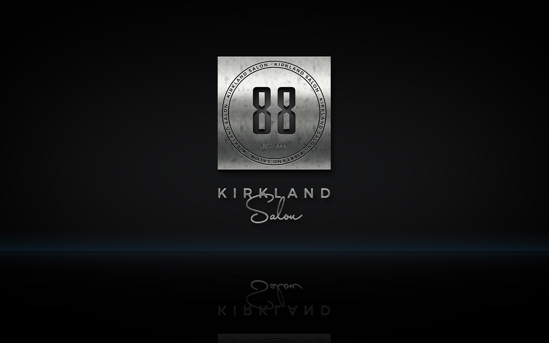 88 Kirkland Salon Logo